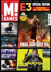 M! Games - Juli 2019