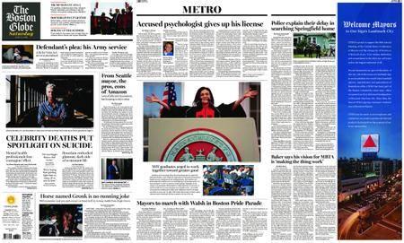 The Boston Globe – June 09, 2018