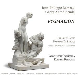 Korneel Bernolet, Apotheosis Orchestra - Rameau, Benda: Pygmalion (2019)