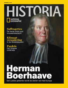 National Geographic Historia Netherlands – april 2019