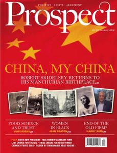 Prospect Magazine - January 2006