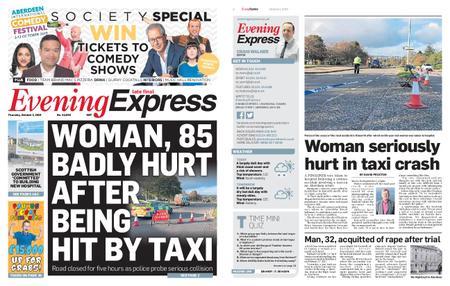 Evening Express – October 03, 2019