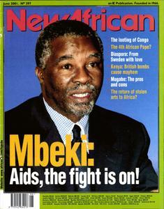 New African - June 2001