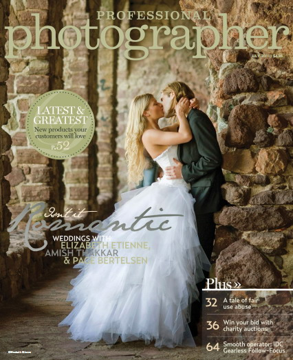 Professional Photographer Magazine (US) July 2011