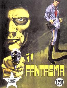 Il Piccolo Ranger - Volume 41 - Il Fantasma