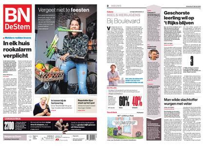 BN DeStem - Bergen op Zoom – 27 februari 2020