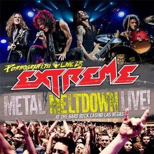 Extreme - Pornograffitti Live 25: Metal Meltdown (2016)