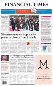 Financial Times UK – 13 January 2020