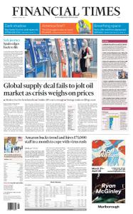 Financial Times Asia - April 14, 2020