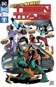 Teen Titans 020 2018 3 covers digital Minutemen