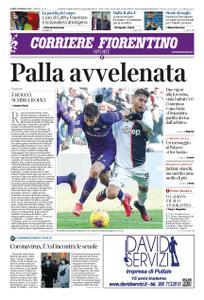 Corriere Fiorentino La Toscana – 03 febbraio 2020