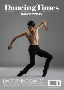 Dancing Times - Issue 1328 - April 2021
