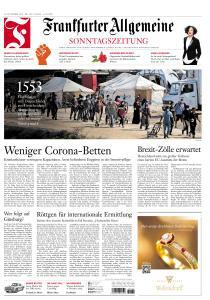 Frankfurter Allgemeine Sonntags Zeitung - 20 September 2020