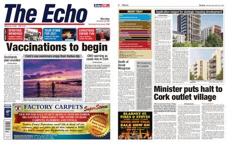 Evening Echo – December 28, 2020