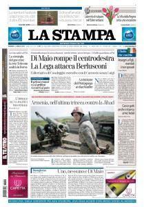 La Stampa Imperia e Sanremo - 6 Aprile 2018