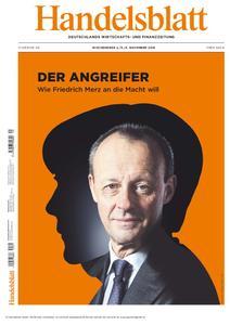 Handelsblatt - 02. November 2018