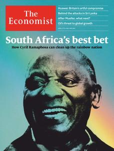 The Economist Middle East and Africa Edition – 27 April 2019