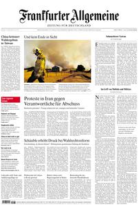 Frankfurter Allgemeine Zeitung F.A.Z. - 13. Januar 2020