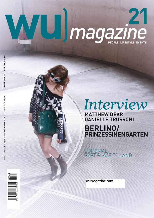 WU Magazine July 2011 (Nr.21 Luglio 2011)