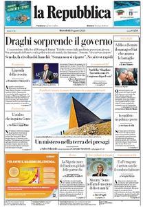 la Repubblica - 19 Agosto 2020