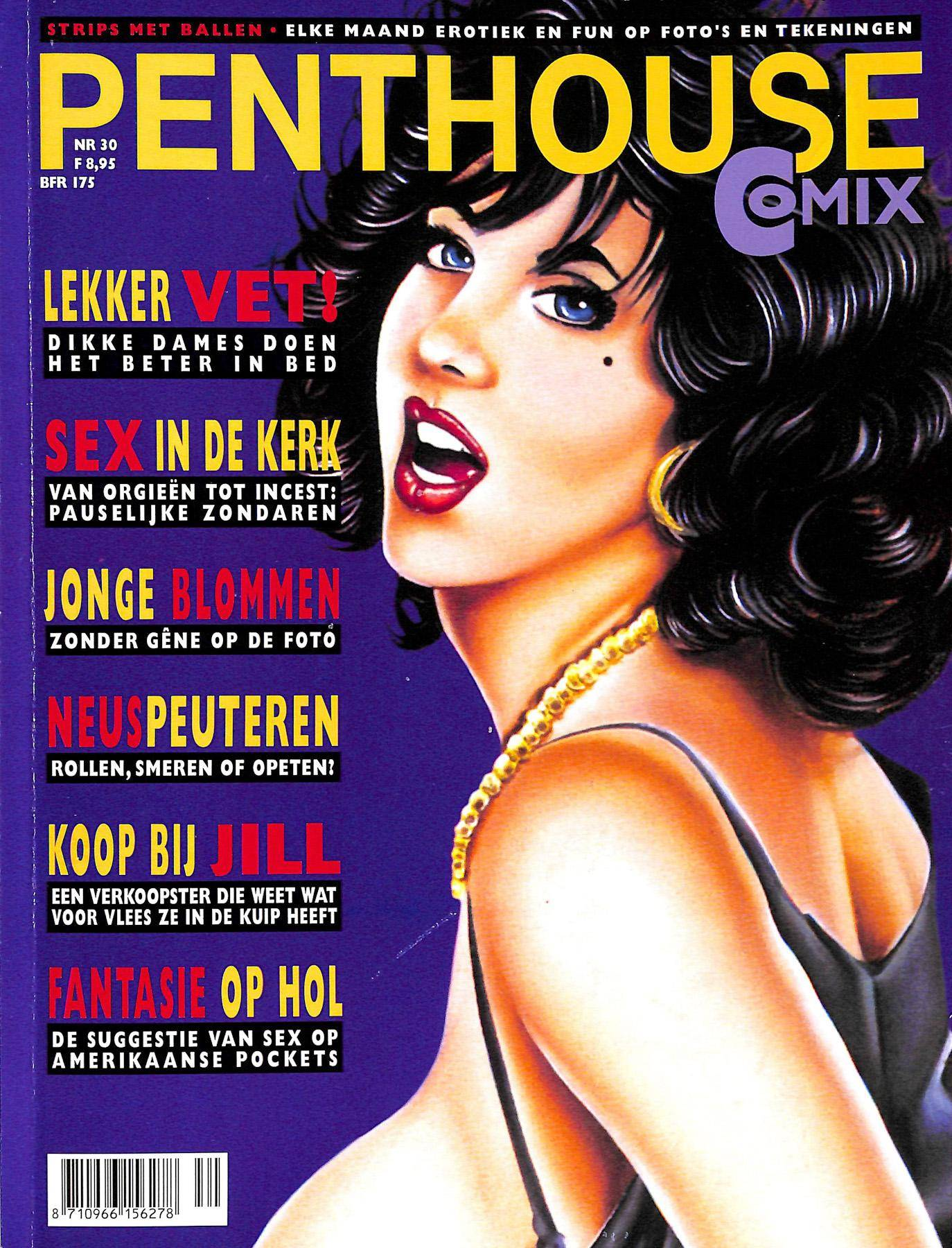 Penthouse Comics Magazine - 30 - Deel 30 cbr