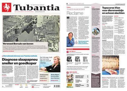 Tubantia - Enschede – 30 augustus 2018