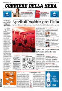 Corriere della Sera - 27 Aprile 2021