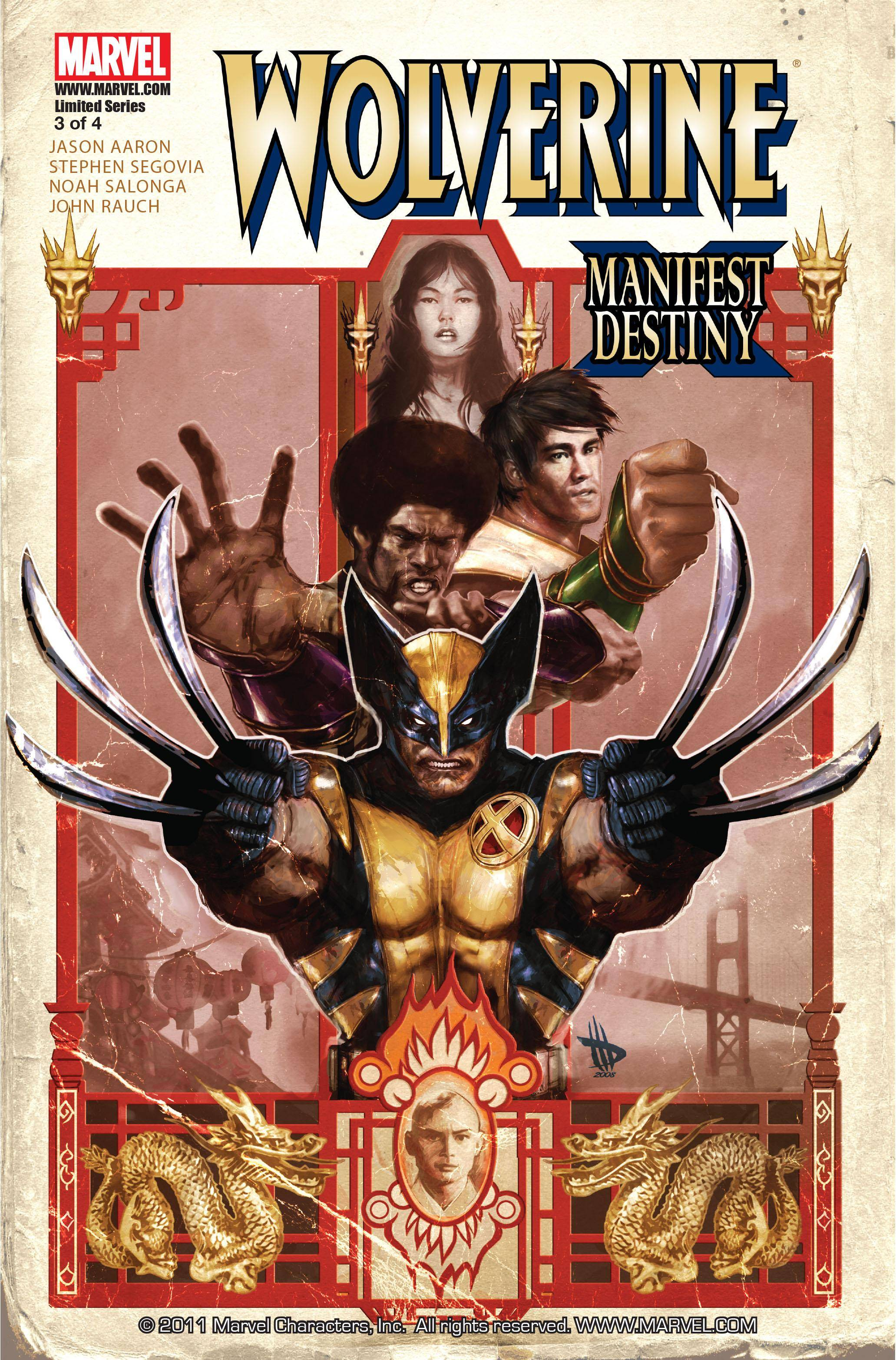 New Releases 2015 3 1 - Wolverine - Manifest Destiny 03 of 04 2009 Digital-Empire cbr