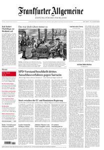 Frankfurter Allgemeine Zeitung F.A.Z. - 18. Dezember 2018