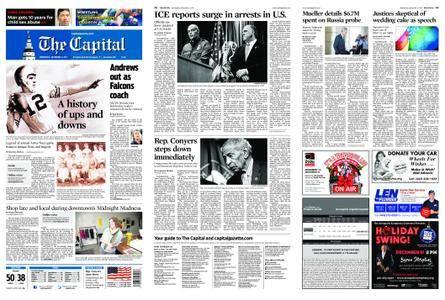 The Capital – December 06, 2017