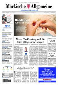 Märkische Allgemeine Luckenwalder Rundschau - 22. Februar 2019