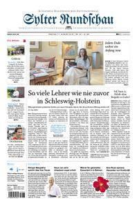 Sylter Rundschau - 17. August 2018