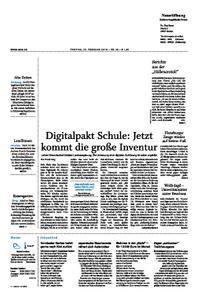 Schleswiger Nachrichten - 22. Februar 2019