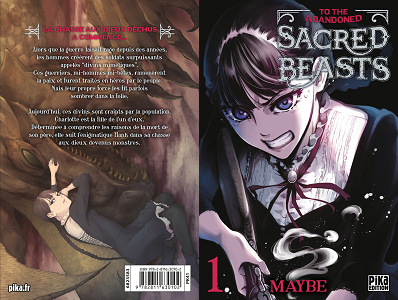 To The Abandoned Sacred Beasts - Tome 1