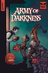 Dynamite-Army Of Darkness Halloween Special 2018 Hybrid Comic eBook