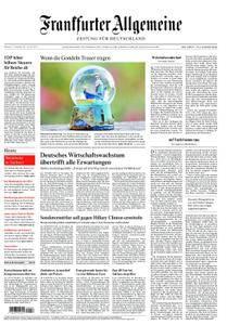 Frankfurter Allgemeine Zeitung F.A.Z. - 15. November 2017