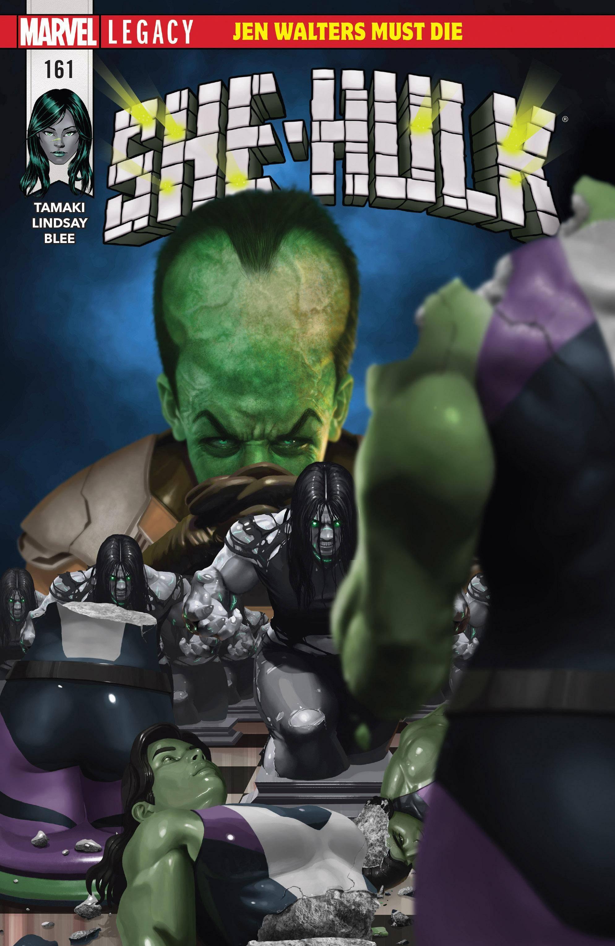 She-Hulk 161 2018 JWalters-DCP