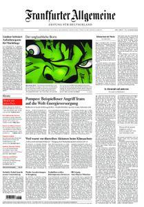 Frankfurter Allgemeine Zeitung F.A.Z. - 16. September 2019