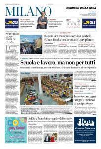 Corriere della Sera Milano - 15 Ottobre 2017