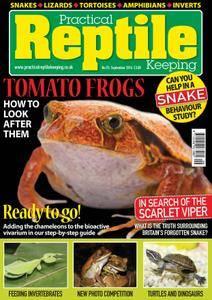 Practical Reptile Keeping - August 2016