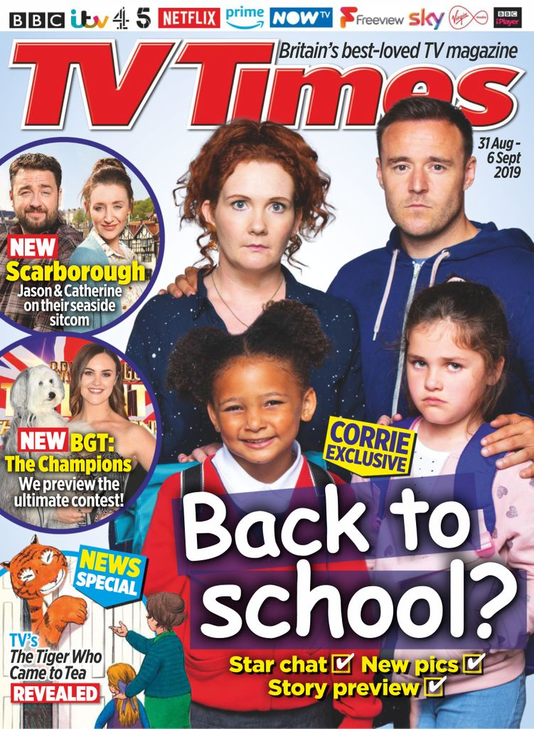 TV Times - 31 August 2019