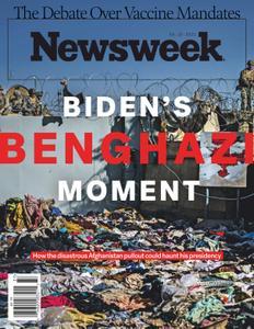 Newsweek USA - September 10, 2021