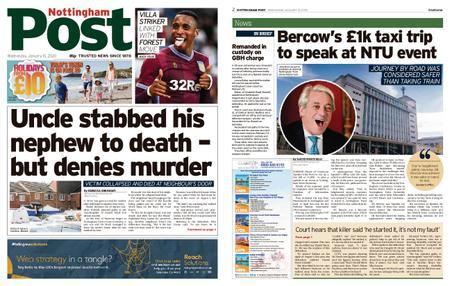 Nottingham Post – January 15, 2020