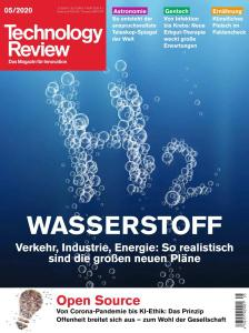 Technology Review - Mai 2020