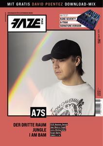 FAZE Magazin – August 2021
