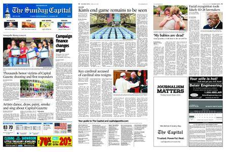 The Capital – July 29, 2018