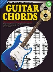 Progressive Guitar Chords: For Beginner To Advanced Guitarists