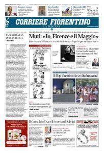 Corriere Fiorentino La Toscana - 8 Luglio 2018