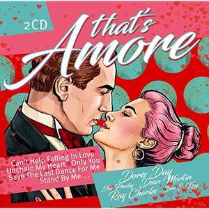 VA - Thats Amore (2CD, 2019)