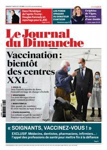 Le Journal du Dimanche - 07 mars 2021